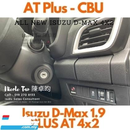 2021 ISUZU D-MAX DOUBLE CAB Comparison of 1.9 Auto Premium and Auto Type-B (Basic)