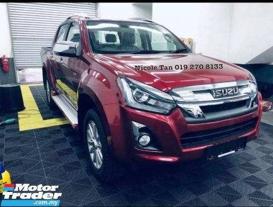 2021 ISUZU D-MAX DOUBLE CAB 1.9 Auto 4x2