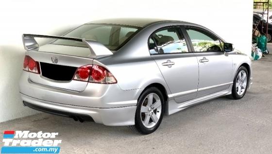 2007 HONDA CIVIC FD 1.8S i-VTEC (A) Mugen RR Sport Model