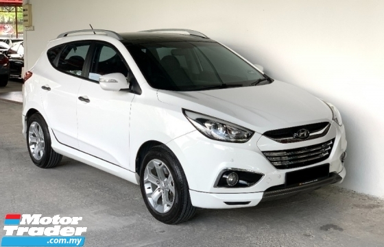 2014 HYUNDAI TUCSON 2.0 (A) Facelift Sport Edition Model