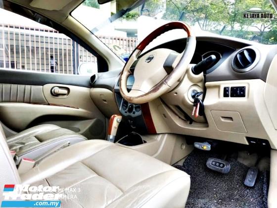 2011 NISSAN GRAND LIVINA 1.8L COMFORT (A) Loan K3Da1 Muk0 C1k1t