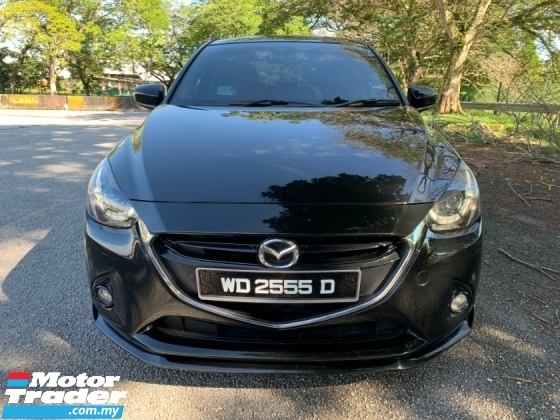 2017 MAZDA 2 1.5 (A) FACELIFT LED Full Service Record TipTop