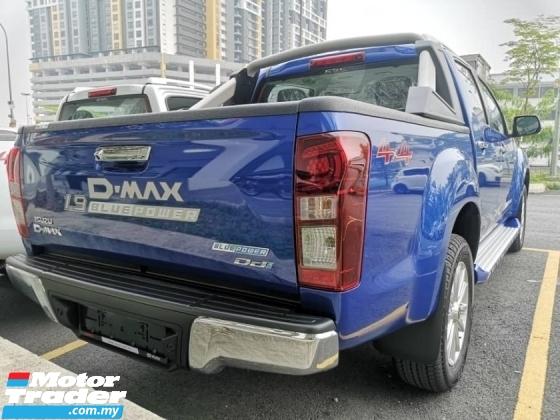 2021 ISUZU D-MAX 1.9L 4x4 AT PREMIUM CNY PROMO