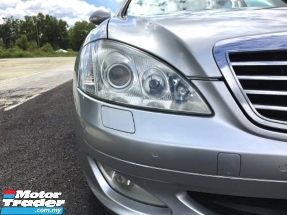 2009 MERCEDES-BENZ S-CLASS S300L 3.0 (A) VERY GOOD CONDITION