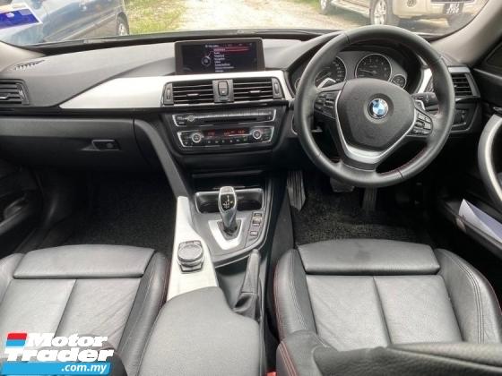 2015 BMW 3 SERIES 328i GT F34 Gran Turismo Gran Torismo HatchBack