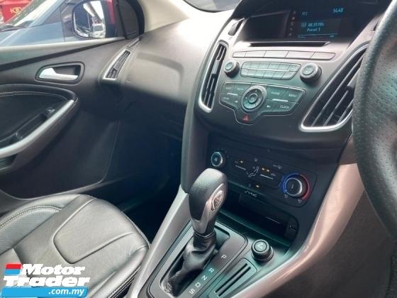 2017 FORD FOCUS Facelift 1.5 Turbo Ecoboost Hatchback LeatherSeat