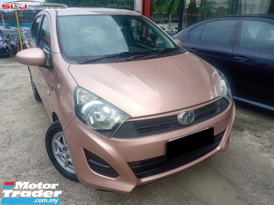 2015 PERODUA MYVI 1.0 G- LIKE NEW CONDITION + 1 OWNER