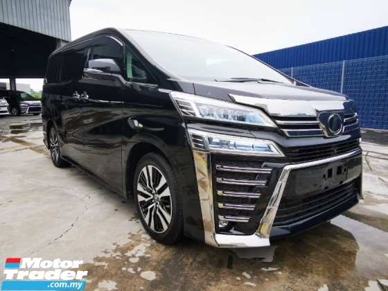 2018 TOYOTA VELLFIRE 3.5 ZG Fully Loaded.. buy from pretty carrie