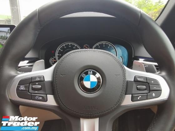 2017 BMW 5 SERIES 530I M-SPORT White Leather/Harman Kardon - Unreg