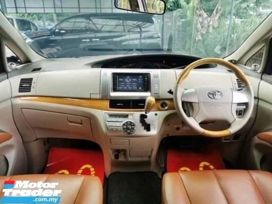 2006 TOYOTA ESTIMA Toyota ESTIMA 2.4 AERAS NewFACELIFT LEATHER WRRNTY