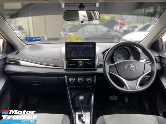 2015 TOYOTA VIOS 1.5 G LIKE NEW, WARRANTY, BODYKIT, REVERSE CAMERA