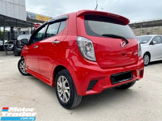 2018 PERODUA AXIA 1.0 SE 1 OWNER F/SERVICE UNDER WARRANTY OFFER