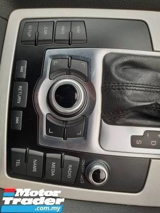 2011 AUDI Q7 3.0 TDI SLINE QUATTRO (UK SPEC)(FREE 2 YEARS CAR WARRANTY) REG 2013