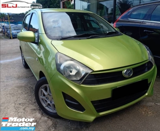 2016 PERODUA AXIA 1.0 G- LIKE NEW CONDITION + 1 OWNER