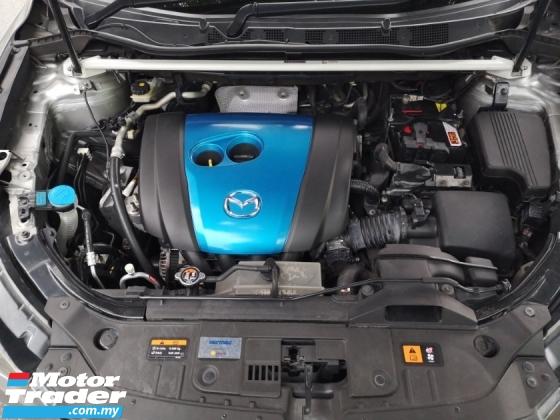 2013 MAZDA CX-5 SKYACTIV 2.0L HIGH SPEC GLS 2WD HIGH (A) F SERVICE