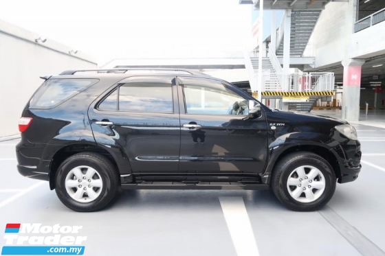 2009 TOYOTA FORTUNER 2.7 V TRD SPORTIVO FACELIFT Sell WITH NO WSP 58