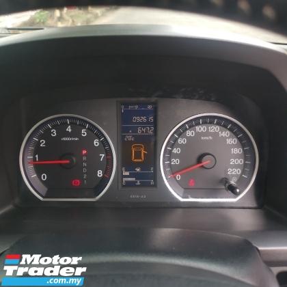 2011 HONDA CR-V 2.0 CNY PROMOTION