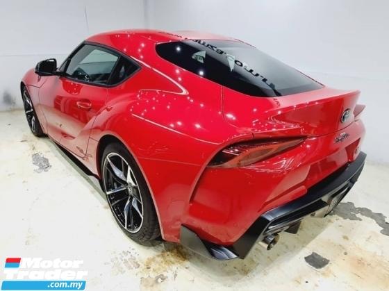 2019 TOYOTA SUPRA 3.0 GR Coupe JBL HEAD UP DISPLAY UNREG