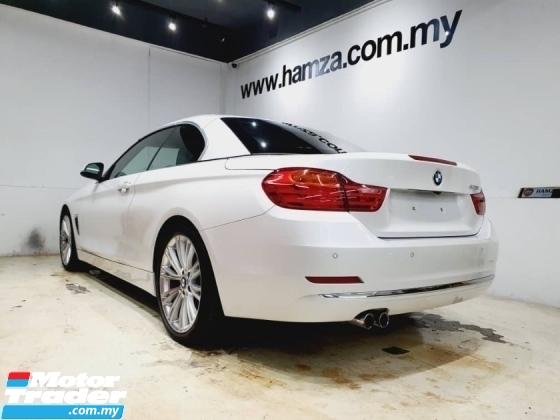 2016 BMW 4 SERIES 2016 BMW 428I CONVERTIBLE
