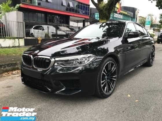 2019 BMW M5 4.4 TWIN TURBO FULL SPEC UK NEW UNREG