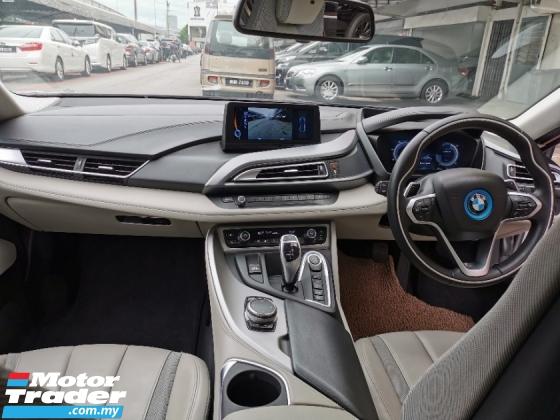 2016 BMW I8 1.5 EDRIVE PLUG-IN HYBRID (A)