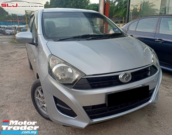 2015 PERODUA AXIA 1.0 G- LIKE NEW CONDITION + 1 OWNER