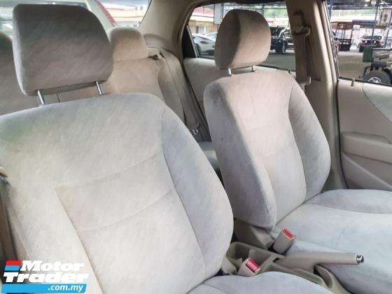 2005 HONDA CITY Honda CITY 1.5 i-DSI P/SHIFT DVD PERFECT WARRANTY