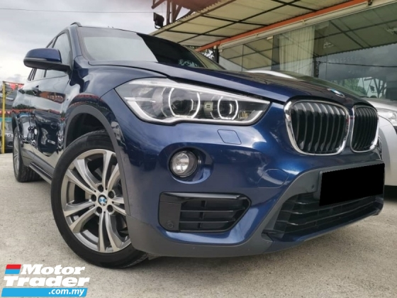 2017 BMW X1 S DRIVE 2.0i- FULON OTR + LIKE NEW CONDITION