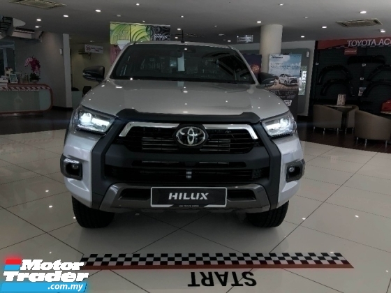 2021 TOYOTA HILUX 2.8Rogue