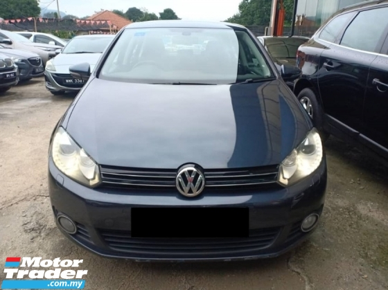 2012 VOLKSWAGEN GOLF 1.4 TSI-FULON OTR + ONE CAREFUL OWNER !