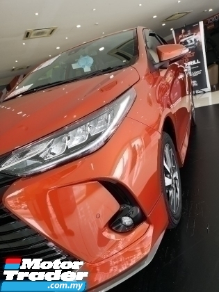 2021 TOYOTA VIOS 1.5 G FACELIFT