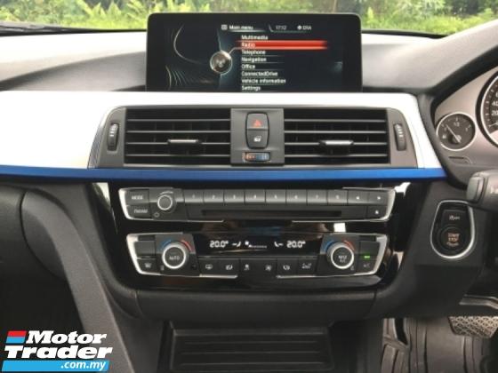 2017 BMW 3 SERIES 330I F30 M-SPORT 2.0 Sedan UNDER WARRANTY