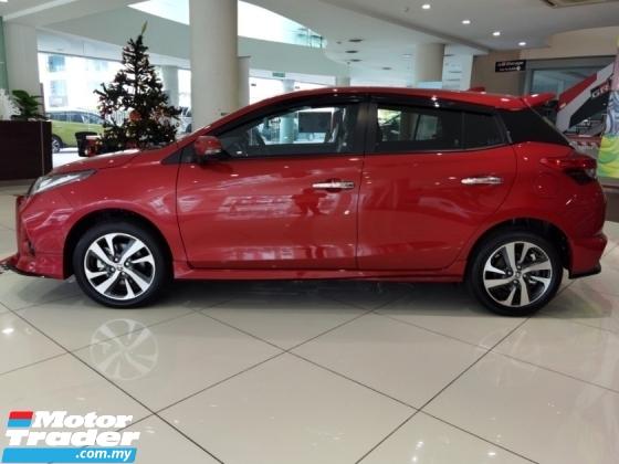 2021 TOYOTA YARIS CNY promotion+sales tax