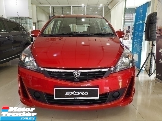 2021 PROTON EXORA 1.6 Muka Kosong Mudah Loan - READY STOCK