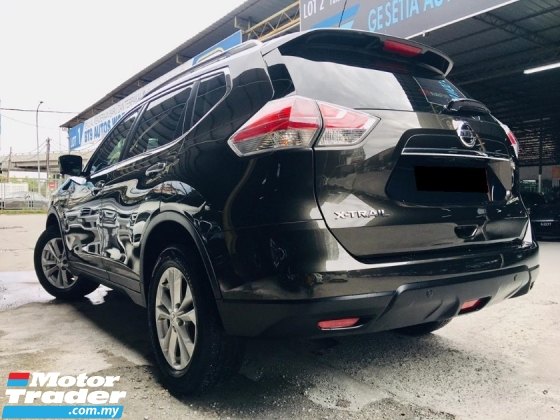 2018 NISSAN X-TRAIL 2.0 (A) SHOWROOM CONDITION