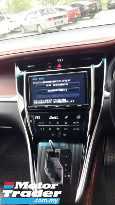 2017 TOYOTA HARRIER 2.0 ELEGANCE POWER BOOT SURROUND CAMERA LOCAL AP