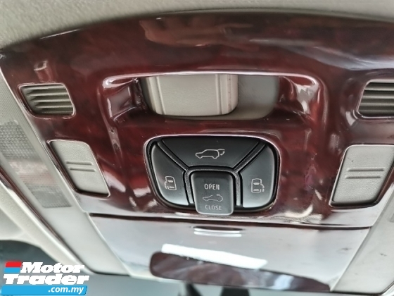 2011 TOYOTA ALPHARD 2011 Toyota Alphard 3.5 S Prime (A) REG 2014