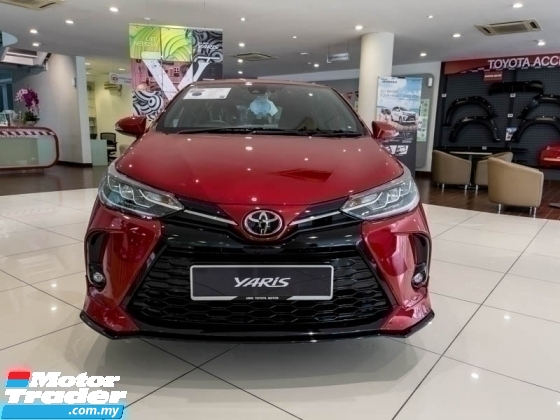 2021 TOYOTA YARIS 1.5 March lowest price seller no hidden charge