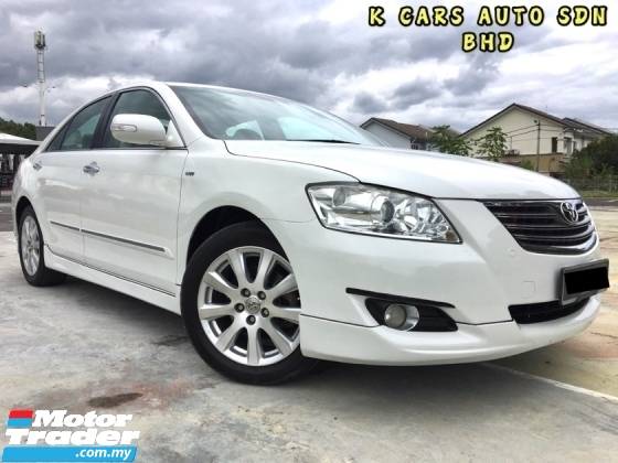2009 TOYOTA CAMRY 2.4 V (A) Sedan VERY GOOD CONDITION