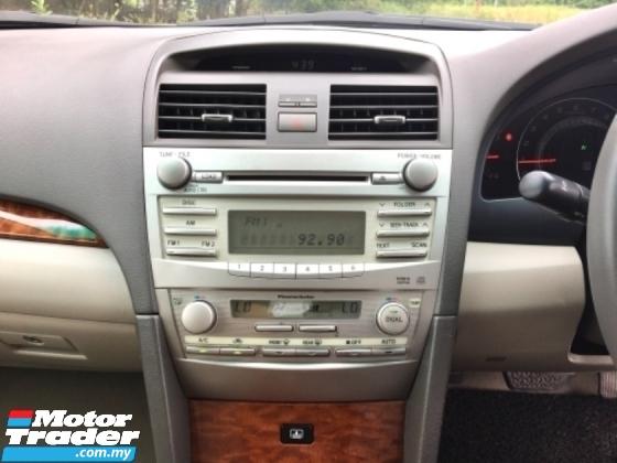 2009 TOYOTA CAMRY 2.4 V (A) Sedan VERY GOOD CONDITION