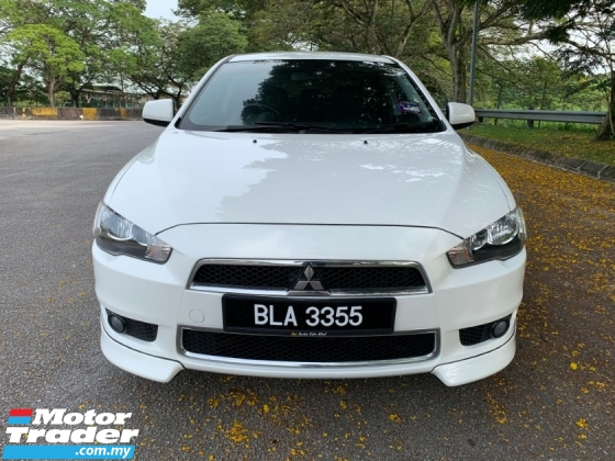2011 MITSUBISHI LANCER 2.4 (A) Sportback New Pearl White Paint TipTop