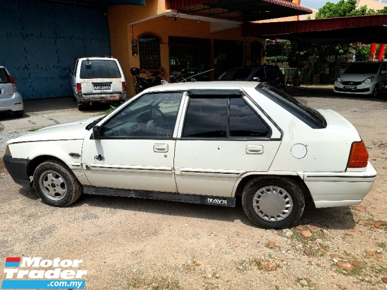 1996 PROTON ISWARA 1.3 S Hatchback(MANUAL) 1 UNCLE Owner + 145KM MILEAGE TIPTOP Condition AIRCOND running cold conditio