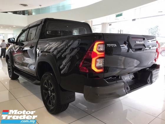 2021 TOYOTA HILUX 2.8 G THE BEST PRICE