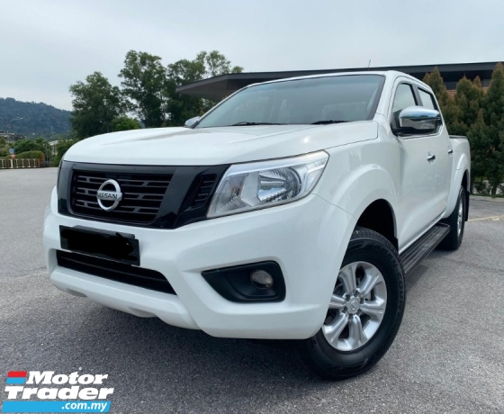 2017 NISSAN NAVARA 2.5V NP300 TURBO 4x4 7speed DC LOW MILEAGE ONE OWN