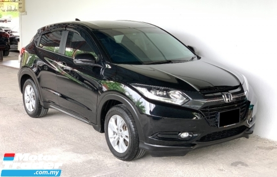 2016 HONDA HR-V 1.8 V-Spec (A) Facelift Premium High Spec