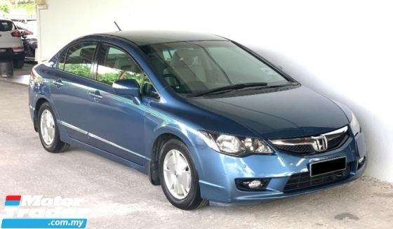 2009 HONDA CIVIC FD 1.3 (A) Premium High Grade Model
