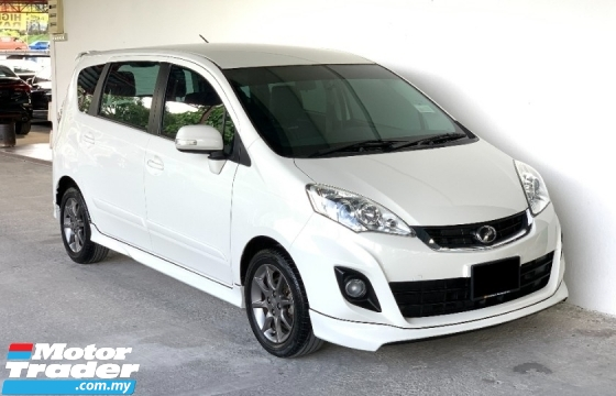 2015 PERODUA ALZA 1.5 AV (A) Premium High Spec Model