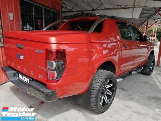 2014 FORD RANGER 3.2L WILDTRAK FULL SPEC