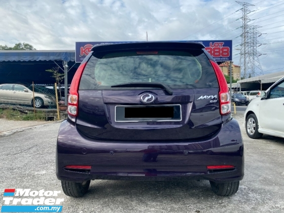 2013 PERODUA MYVI 1.3 (A) ALL PROBLEM CAN LOAN