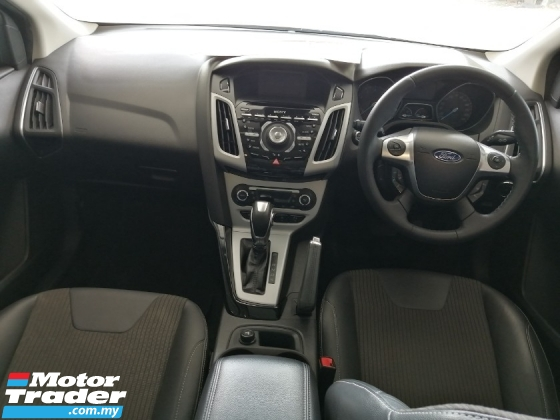 2013 FORD FOCUS 2.0 TDCI SPORT Sun roof